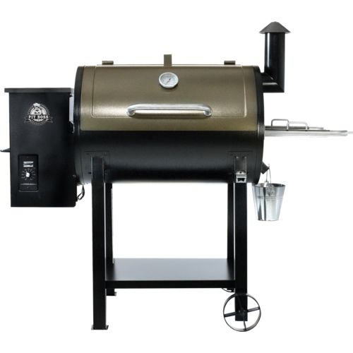 Display product reviews for Pit Boss 820 Deluxe Pellet Grill