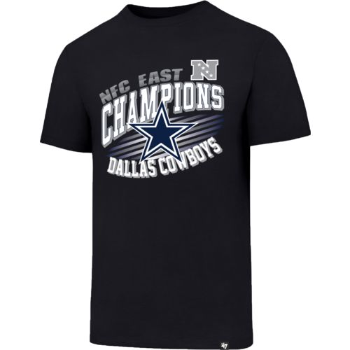 '47 Dallas Cowboys NFC East Division Champs Club 2016 T-shirt