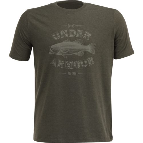 Under Armour Men's Classic Bass T-shirt