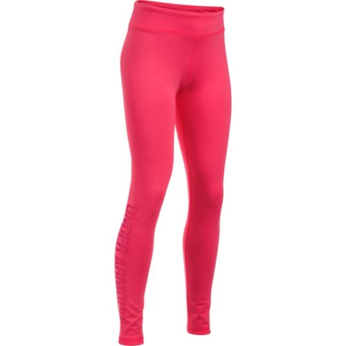 Under Armour Girls' Knit Training Legging - view number 1