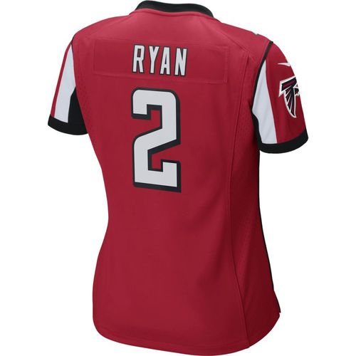 Nike Women's Atlanta Falcons Matt Ryan 2 Super Bowl LI Jersey