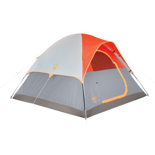 ... Coleman Willow Pass 4 Person Dome Tent - view number 4  sc 1 st  Academy Sports + Outdoors & Coleman Willow Pass 4 Person Dome Tent | Academy