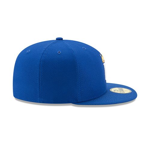 New Era Men's Kansas City Royals MLB 17 Diamond Era 59FIFTY Cap - view number 5