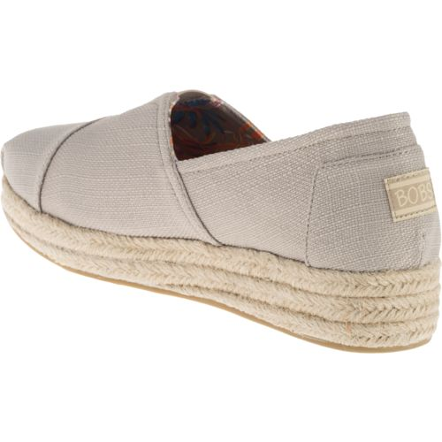 SKECHERS Women's BOBS Highlights Casual Wedge Shoes - view number 3