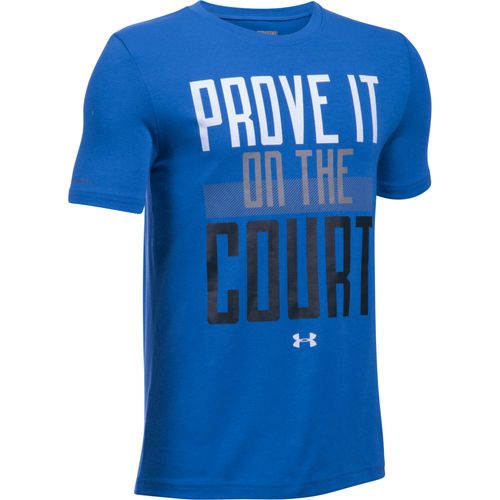 Under Armour Boys' Prove It On The Court T-shirt