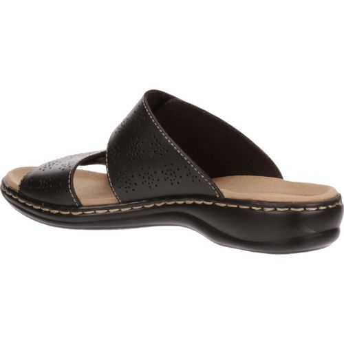 Clarks® Women's 2-Strap Adjustable Sandals - view number 3