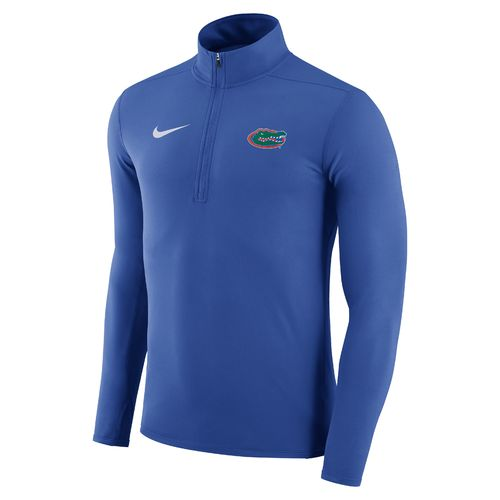 Nike Men's University of Florida Element 1/4 Zip Pullover