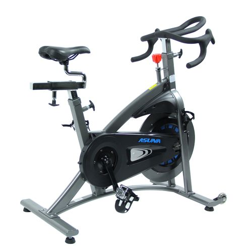 Sunny Health & Fitness Asuna 5100 Belt Drive Commercial Indoor Cycling Bike