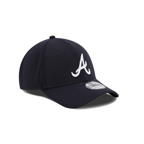 New Era Kids' Atlanta Braves 39THIRTY Jr. Team Classic Cap - view number 3