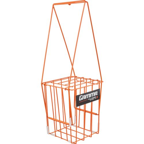 Gamma Ball Hopper Hi-Rise 75-Ball Tennis Basket