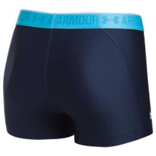 Under Armour Women's HeatGear Shine Waistband Short - view number 2