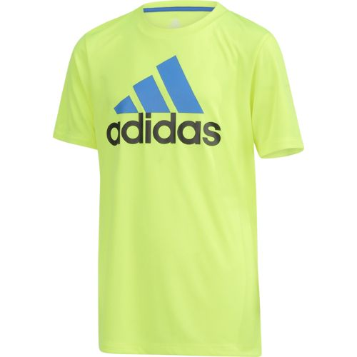 adidas Boys' climalite Graphic T-shirt - view number 3