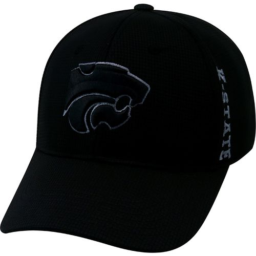 Top of the World Men's Kansas State University Booster Plus Tonal Cap