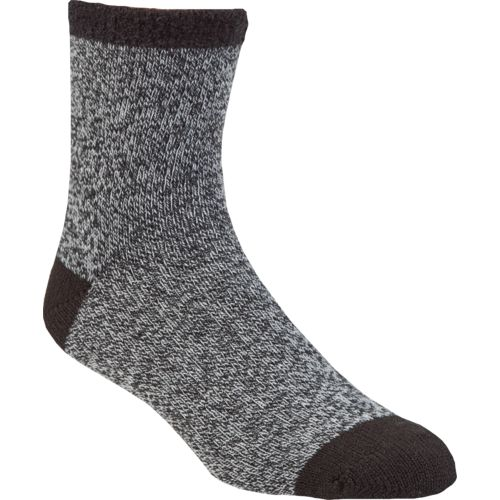 Magellan Outdoors Men's Solid Marled Lodge Socks