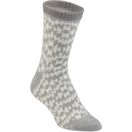 Magellan Outdoors Women's Tribal Chevron Lodge Socks