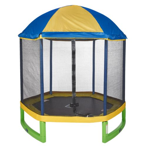 ... Jump Zone 7 ft My First Tr&oline with Tent Top Combo - view number 2 ...  sc 1 st  Academy Sports + Outdoors & Jump Zone 7 ft My First Trampoline with Tent Top Combo | Academy