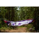 Twisted Root Design Twisted Print Arkansas Wood Flag Hammock - view number 5