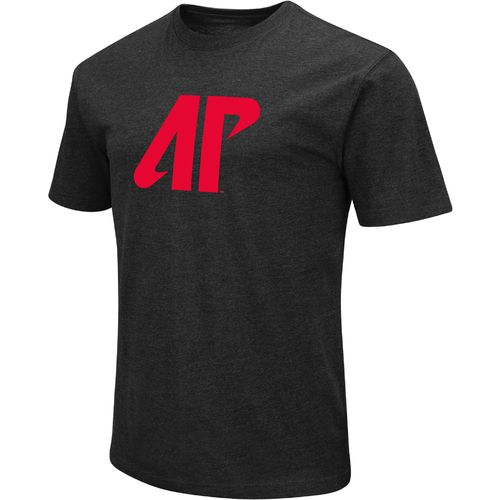 Colosseum Athletics Men's Austin Peay State University Logo Short Sleeve T-shirt
