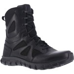 Reebok Men's SubLite Cushion 8 in Waterproof Tactical Work Boots - view number 2