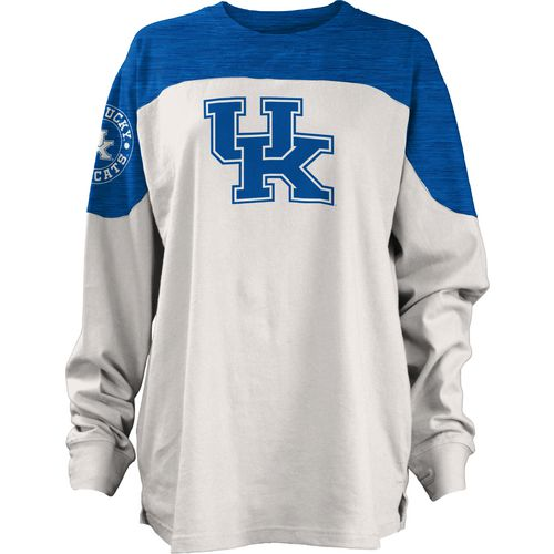 Three Squared Juniors' University of Kentucky Cannondale Long Sleeve T-shirt