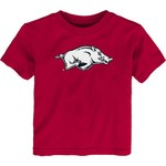 Gen2 Toddlers' University of Arkansas Primary Logo Short Sleeve T-shirt - view number 1