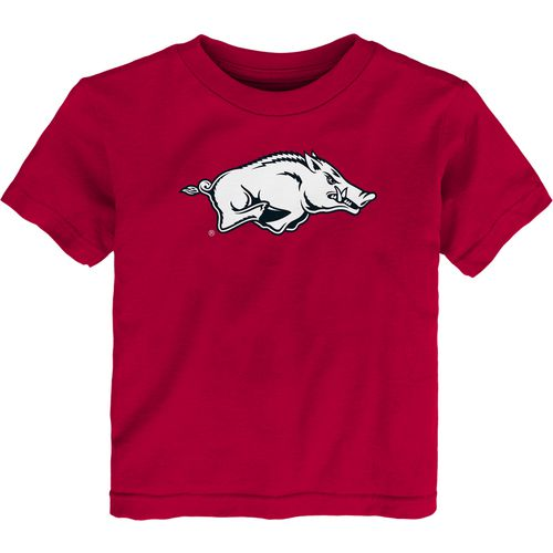 Gen2 Toddlers' University of Arkansas Primary Logo Short Sleeve T-shirt