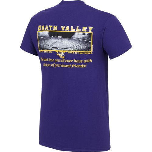 New World Graphics Men's Louisiana State University Friends Stadium T-shirt - view number 2
