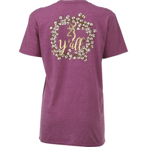 Browning Women's Y'all Buckheart Classic T-shirt