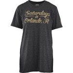 Three Squared Juniors' University of Central Florida Saturday T-shirt - view number 1