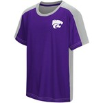 Colosseum Athletics Boys' Kansas State University Short Sleeve T-shirt - view number 1