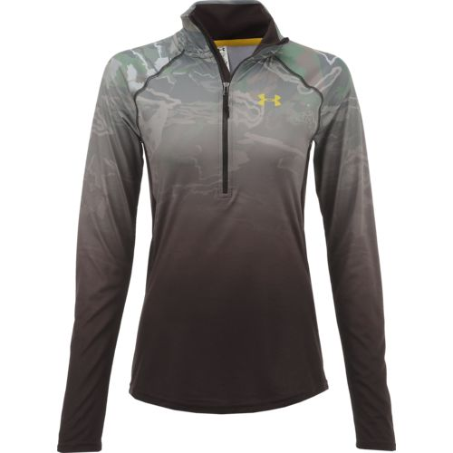 Under Armour Women's Faded Tech 1/4 Zip Pullover