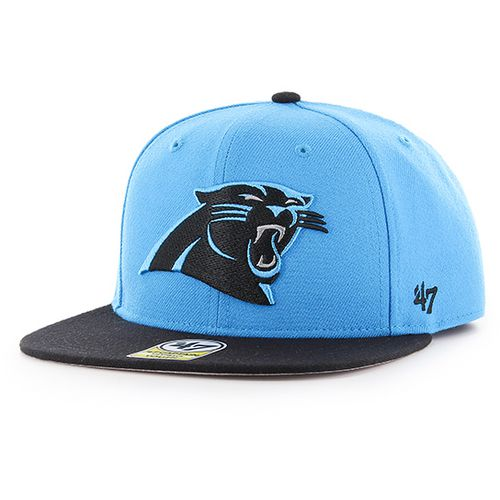 '47 Carolina Panthers Boys' Lil Shot 2-Tone Captain Cap