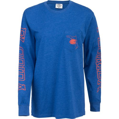 Three Squared Juniors' University of Florida Mystic Long Sleeve T-shirt