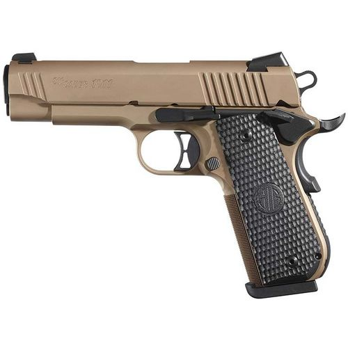 SIG SAUER 1911 Emperor Scorpion .45 ACP Traditional Carry Pistol