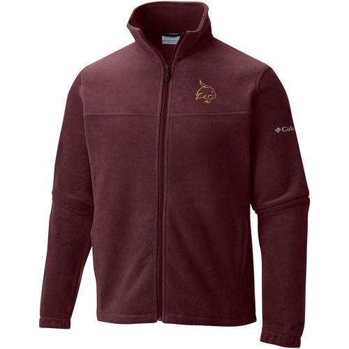 Columbia Sportswear Men's Texas State University Flanker Full Zip Fleece