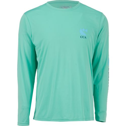CCA Men's Coastal Crew Long Sleeve Shirt