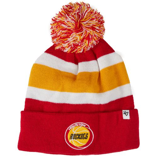 '47 Houston Rockets Breakaway Cuff Knit Hat