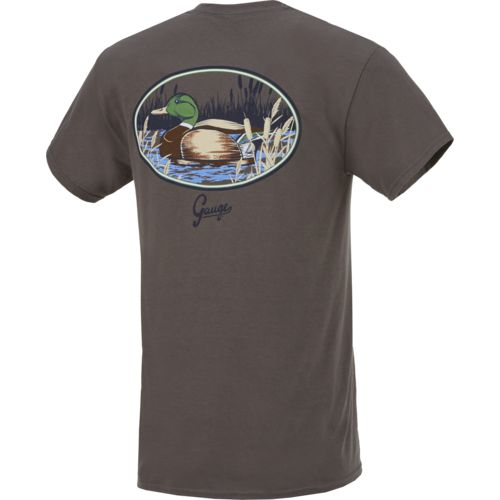Gauge Men's Duck Decoy Graphic T-shirt - view number 2