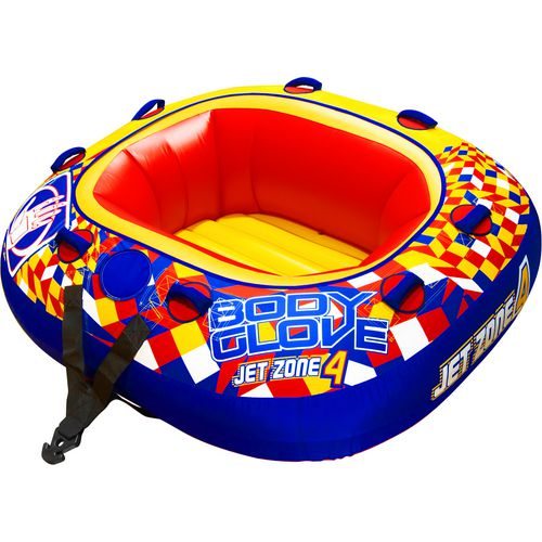 Body Glove Jet Zone 4-Person Inflatable Tube