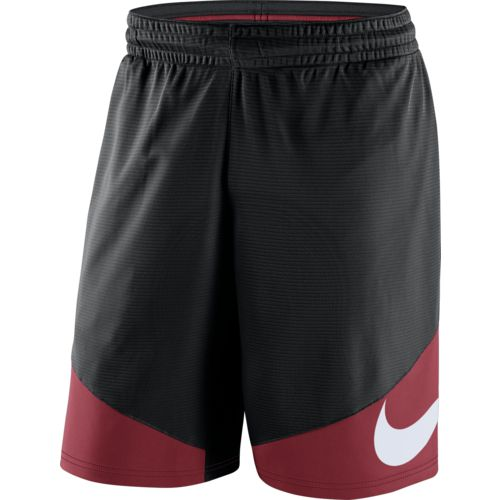 Nike Men's University of Alabama Sideline Basketball HBR Short