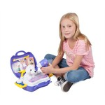 World Tech Toys Pet Grooming 16-Piece Suitcase Play Set - view number 6