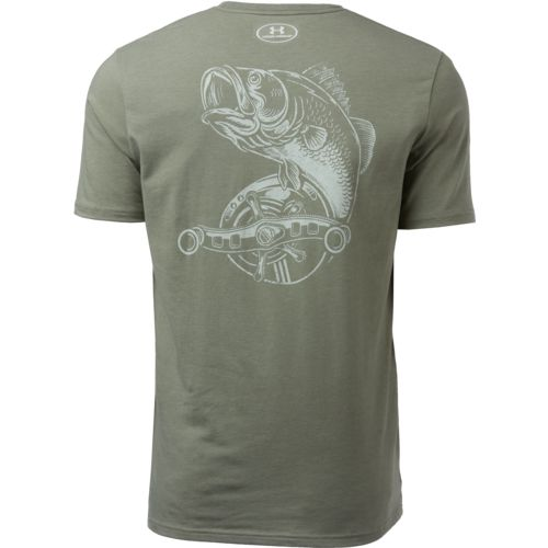 Under Armour Men's Bass Reel T-shirt