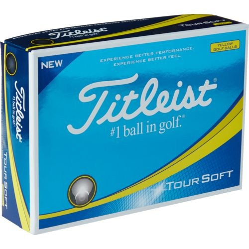 Display product reviews for Titleist Tour Soft Golf Balls