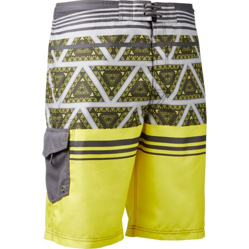 O'Rageous Men's Triangle Bandana True Boardshorts