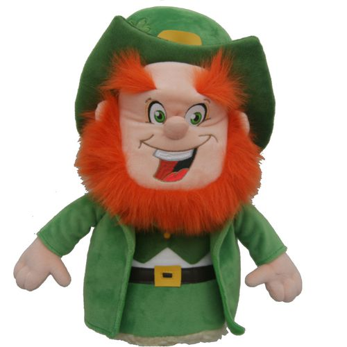 Daphne's Headcovers Leprechaun Driver Headcover
