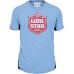 Big Bend Outfitters Men's Lone Star Beer Short Sleeve T-shirt - view number 1