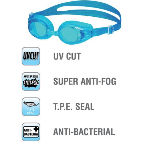 View Kids' Squidjet Jr. Swim Goggles - view number 2