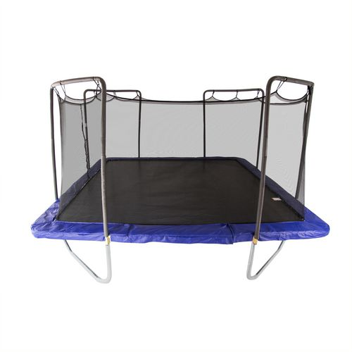 Display product reviews for Skywalker Trampolines 15' Square Trampoline with Enclosure