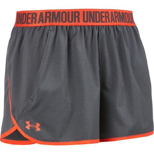 Display product reviews for Under Armour Women's Woven Play Up Shorts