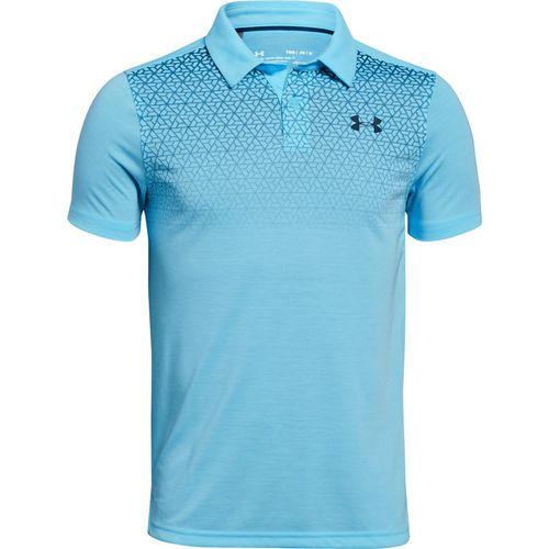 Display product reviews for Under Armour Boys' UA Microthread Polo Shirt